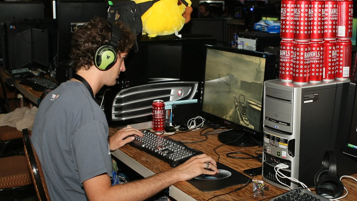 What Pc Gaming Was Like In 2009 Pc Gamer