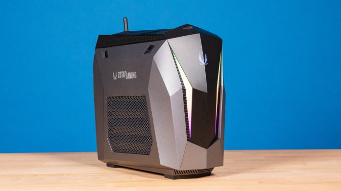 Zotac Mek Mini Review: Big Things in Small Packages   Tom's Hardware