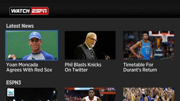 Best Roku channels: Watch ESPN