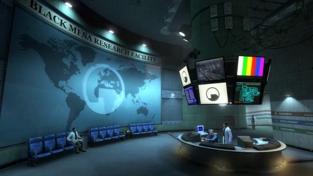 Black Mesa (Half-life fan recreation)
