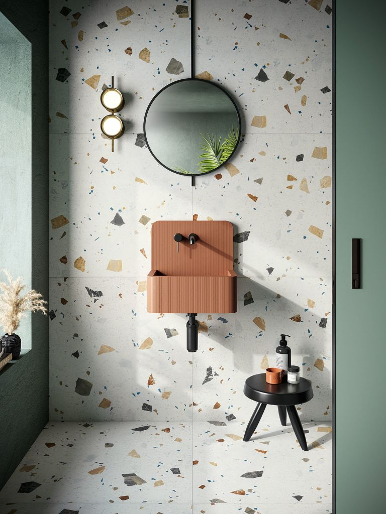 tile trends 2021 from art deco to new