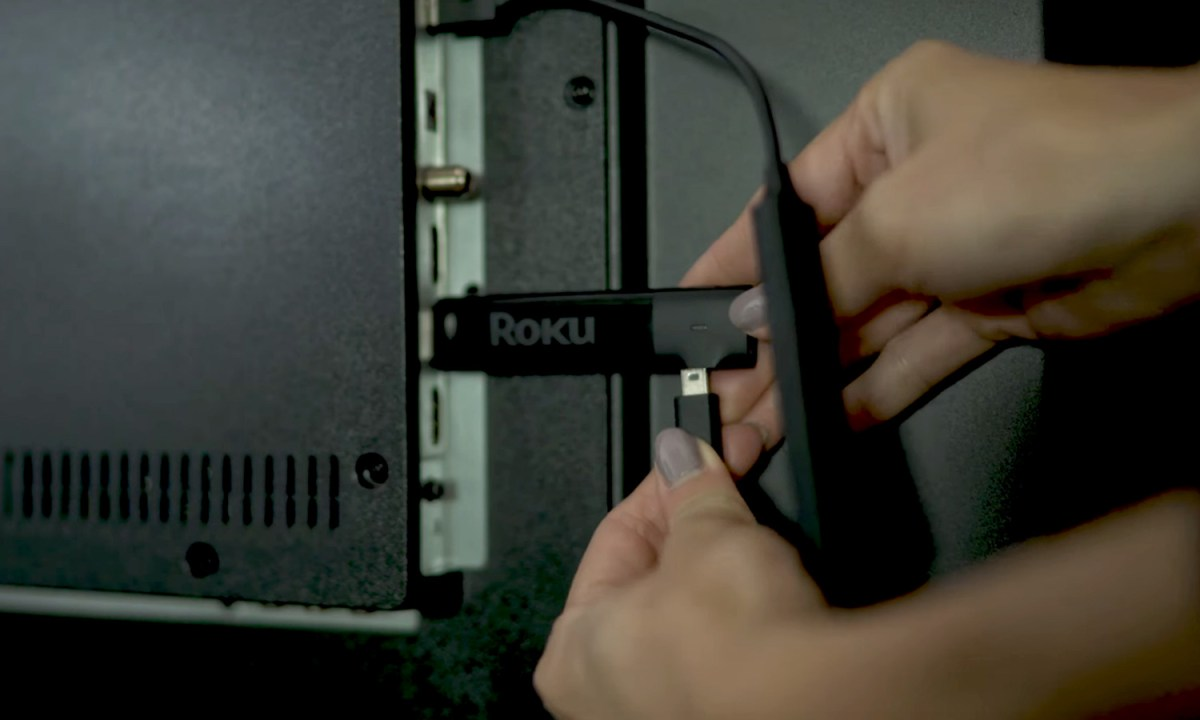 Roku Streaming Stick Plus review: how to connect