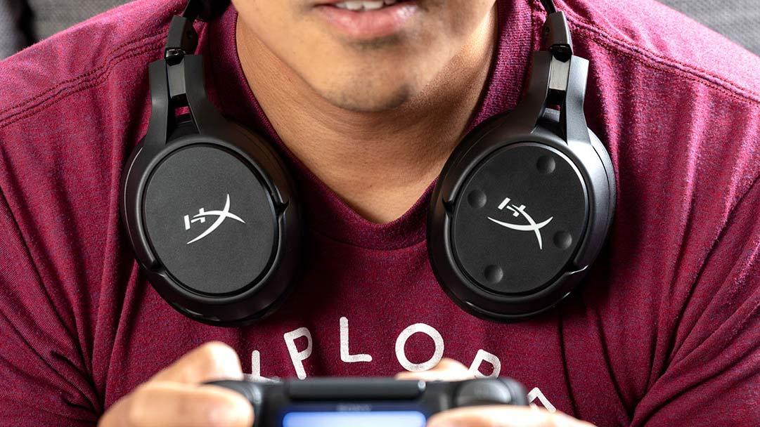 Best wireless gaming headsets: HyperX Cloud Flight S