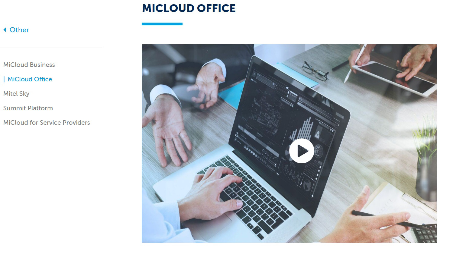 MiCloud Office