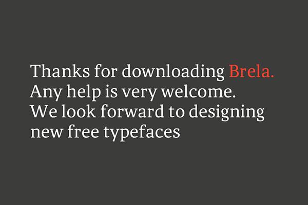 Free fonts: Aventura