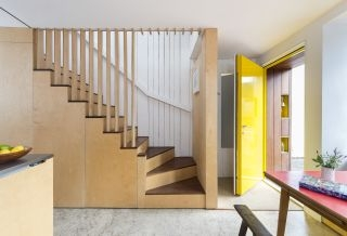 Staircase Design Ideas For A Welcoming Home Homebuilding | Staircase For Small House | Indoor | Cupboard | Narrow | Duplex | Square