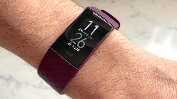The best fitness trackers: Fitbit Charge 4