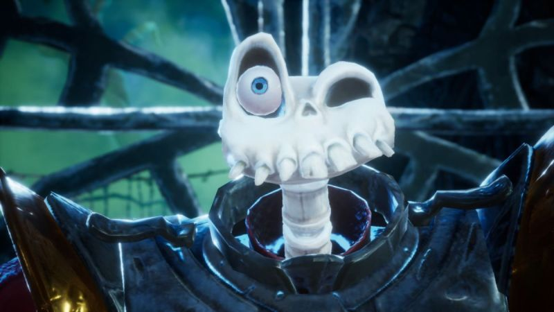 """MediEvil remake review: """"Too much of a Halloween treat to dislike"""""""