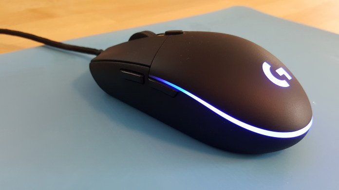 Logitech Pro Gaming Mouse Review Pc Gamer
