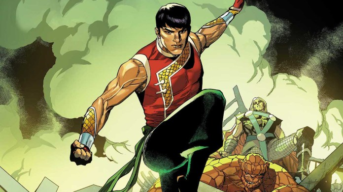 Shang-Chi fights the Marvel Universe before his movie debut   GamesRadar+