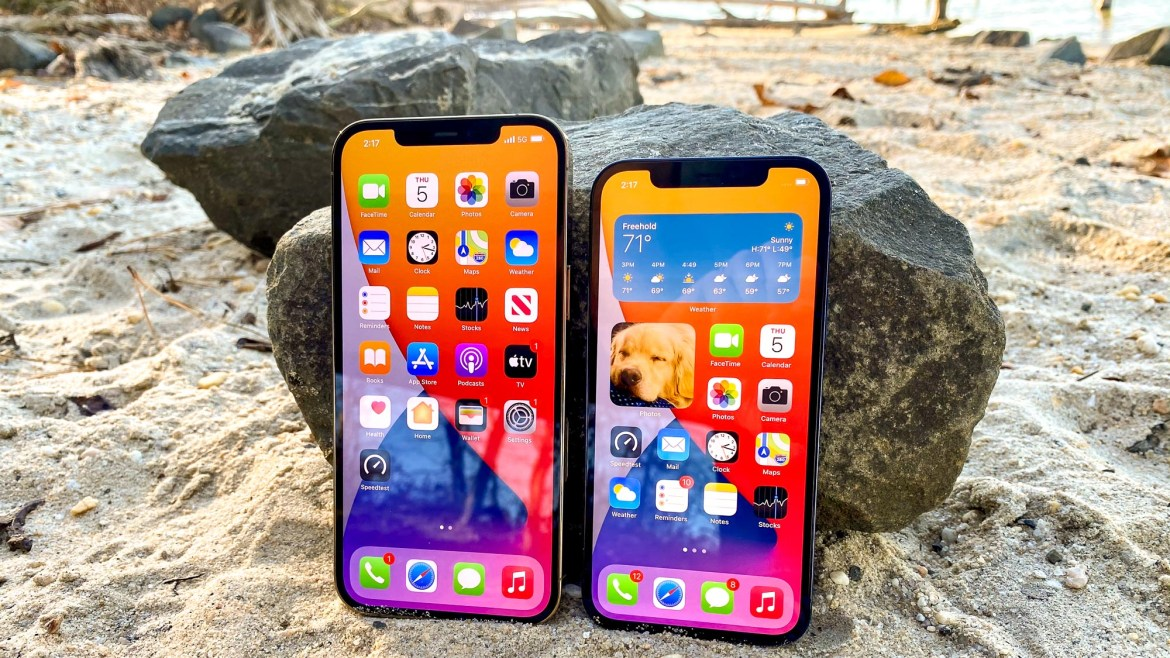 iPhone 13 vs iPhone 12: iPhone 12 Pro Max review vs iPhone 12 Pro
