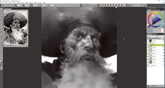 W5n2X9AeL5NrjpRmDBivo9 Create portrait art in Corel Painter Random