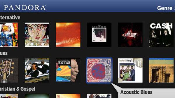 Best Roku channels: Pandora