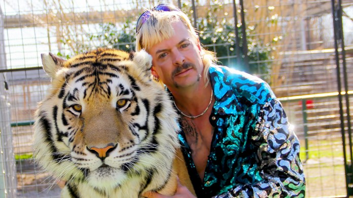 Best Netflix shows: Tiger King on Netflix