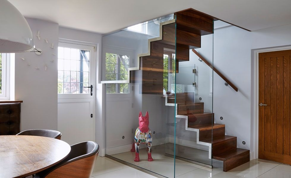 Staircase Design Guide All You Need To Know Homebuilding   Changing Spiral Stairs To Normal Stairs   House   Space Saving   Staircase Design   Handrail   Building Regulations