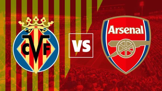 Villarreal vs Arsenal live