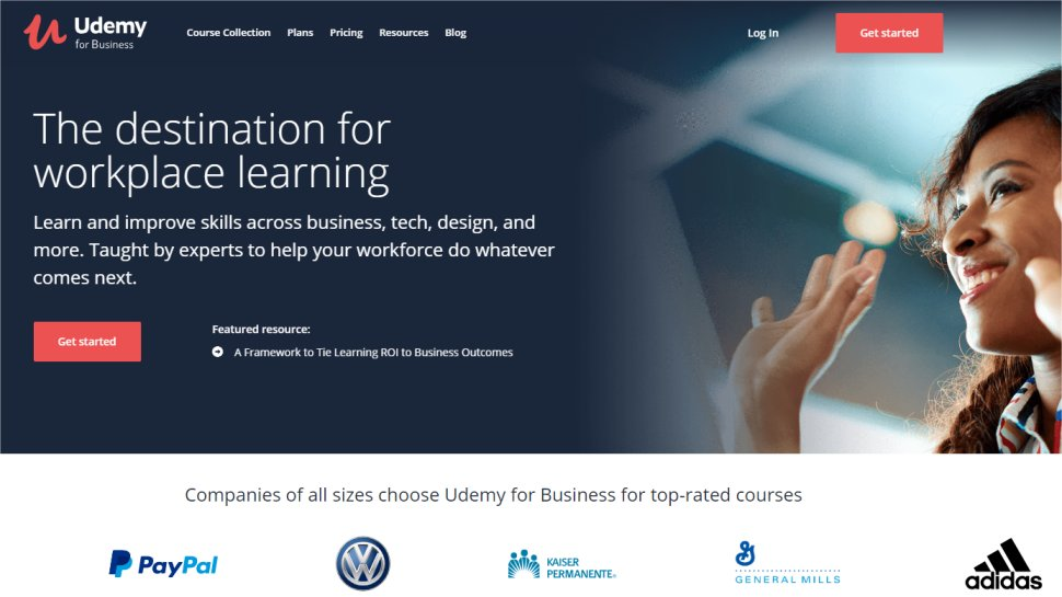 Udemy - A thriving community for teachers, students and businesses
