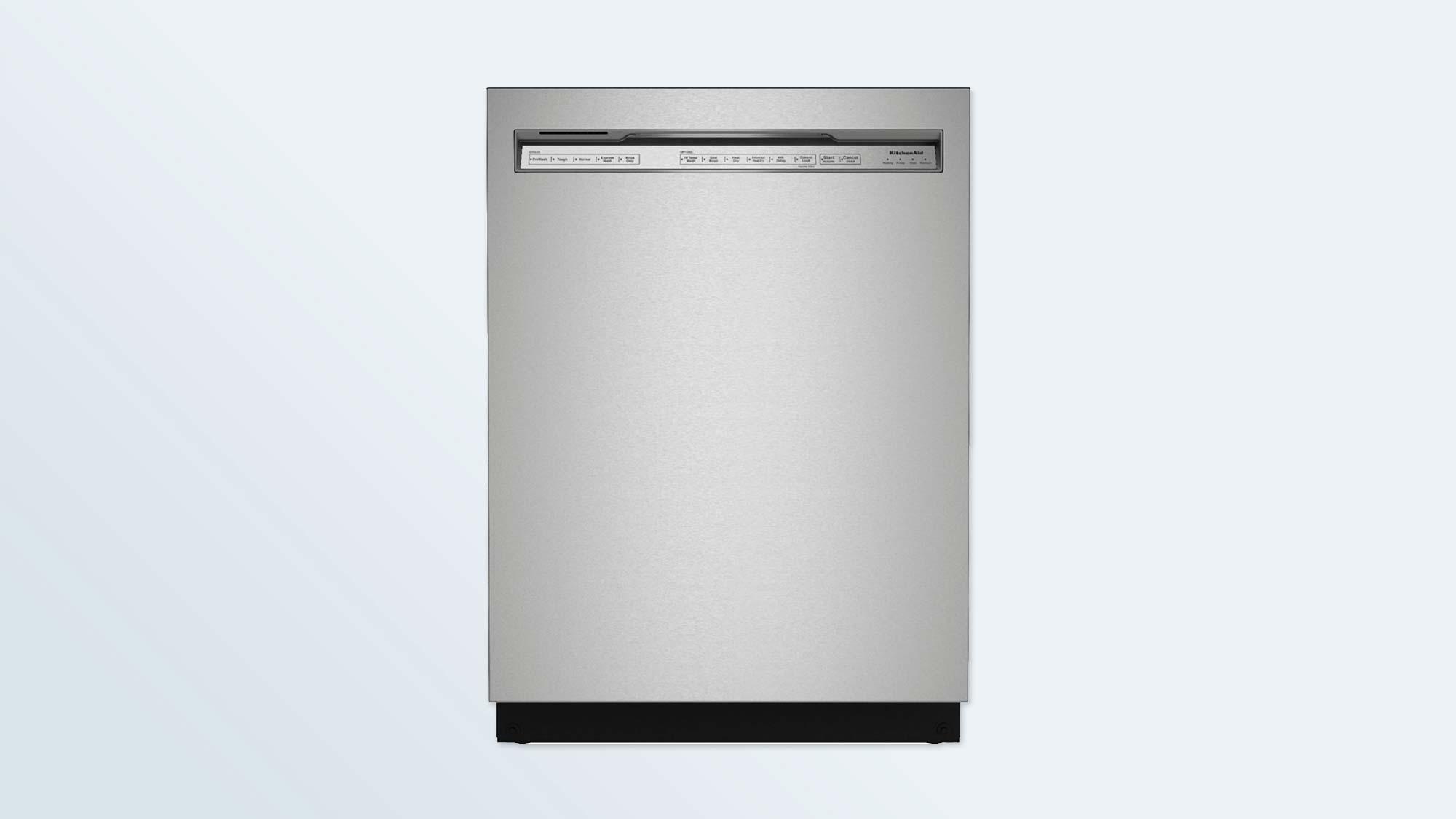 Best dishwashers: KitchenAid KDFM404KPS