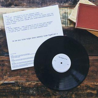 Personalised Twelve Inch Vinyl Record
