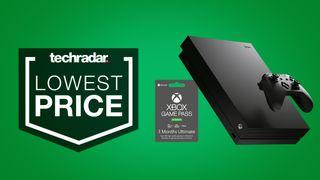 Xbox One X bundle deals sales prices