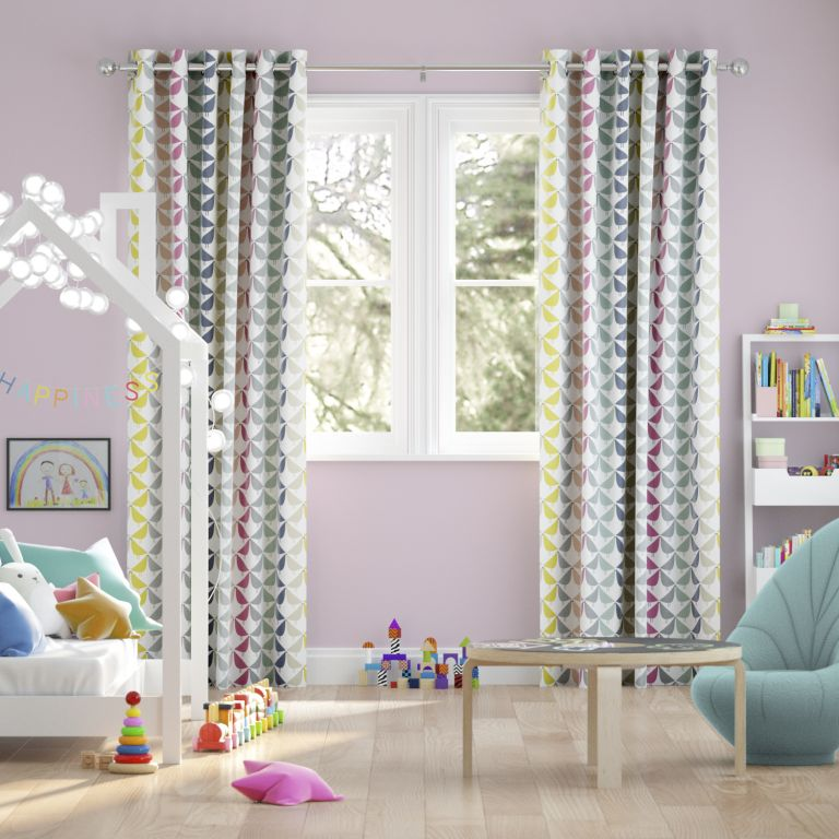 Small Kids Bedroom Window Treatments 18 Fun And Fancy Designs Real Homes