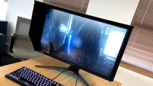 مراجعة اللابتوب الجديد Acer Predator XB3 XB273K 3