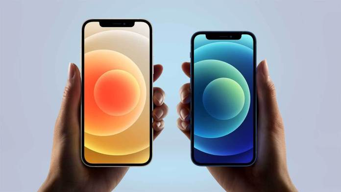 iphone 12 vs. iphone 12 mini