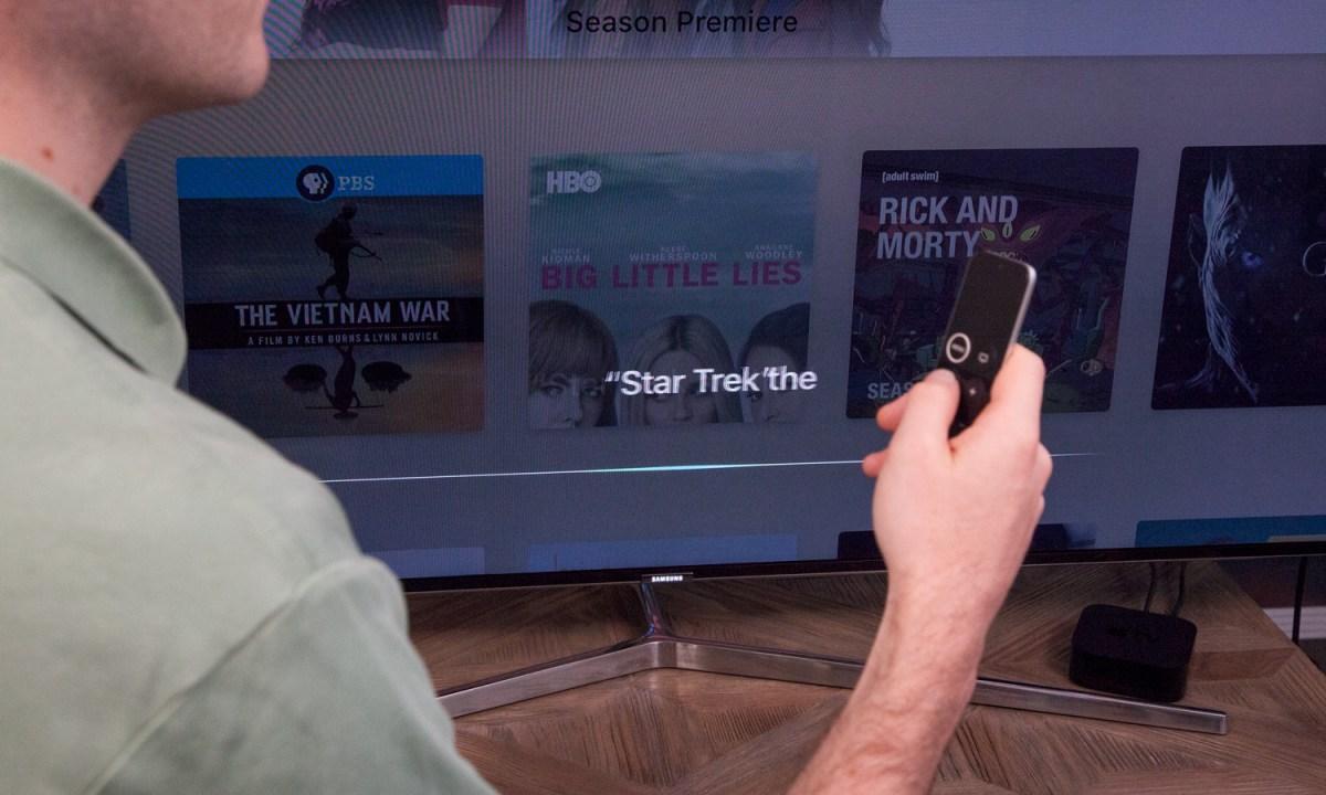 Apple TV 4K review: Siri search