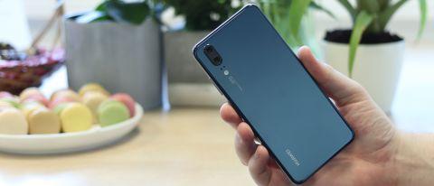 Huawei P20 Review Page 2 Techradar