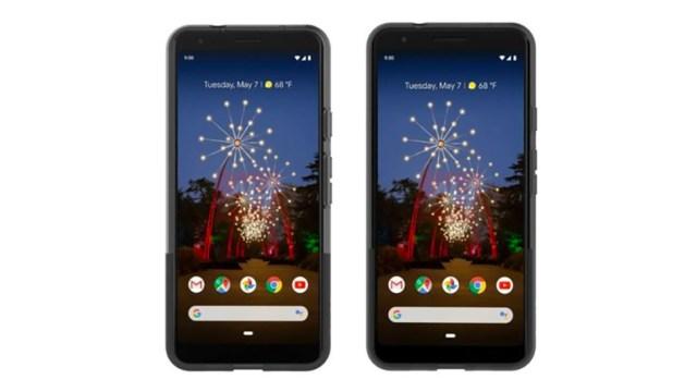 Google Pixel 3a leak