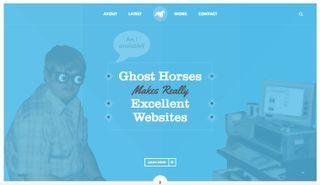 Ghosthorses website