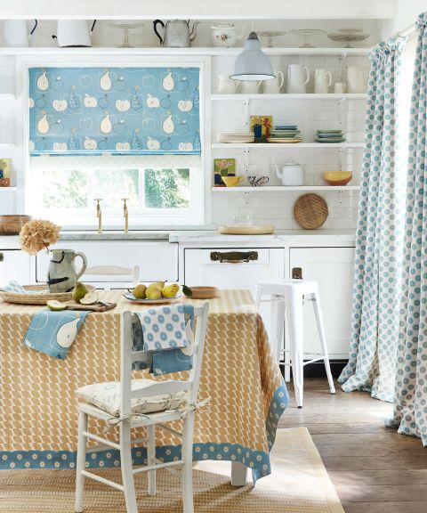 country curtain ideas for kitchens