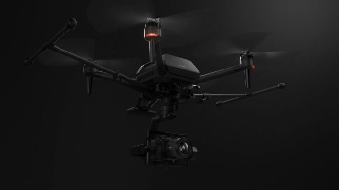 Sony Airpeak shows off what could be a key advantage over DJI drones |