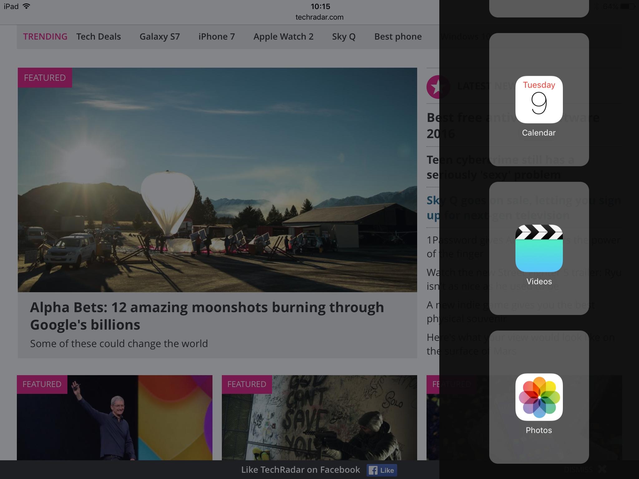 iPad mini 4 review