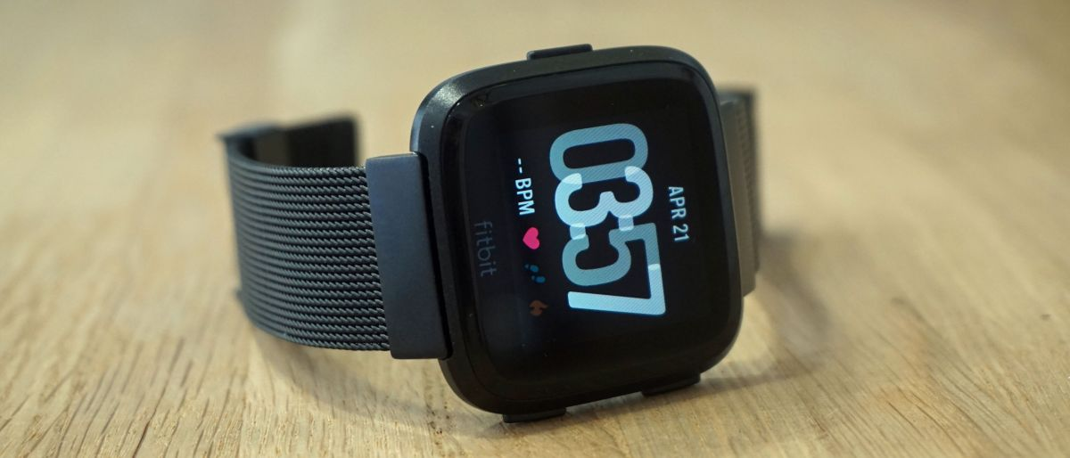 Fitbit Versa review : Alternatif Murah Apple Watch