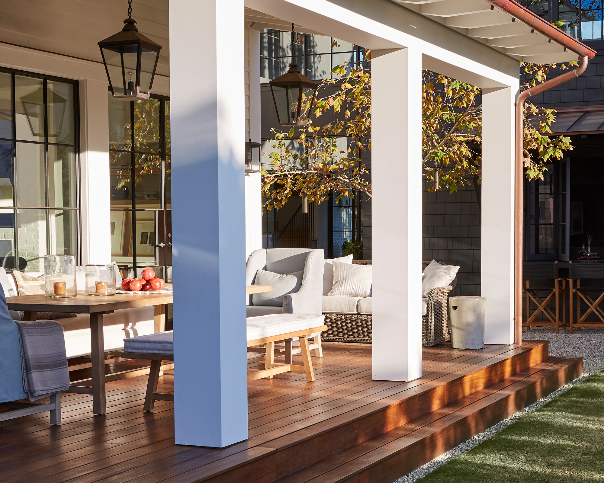 front porch ideas create a strong