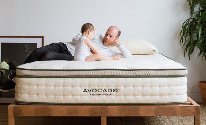avocado green mattress review real homes