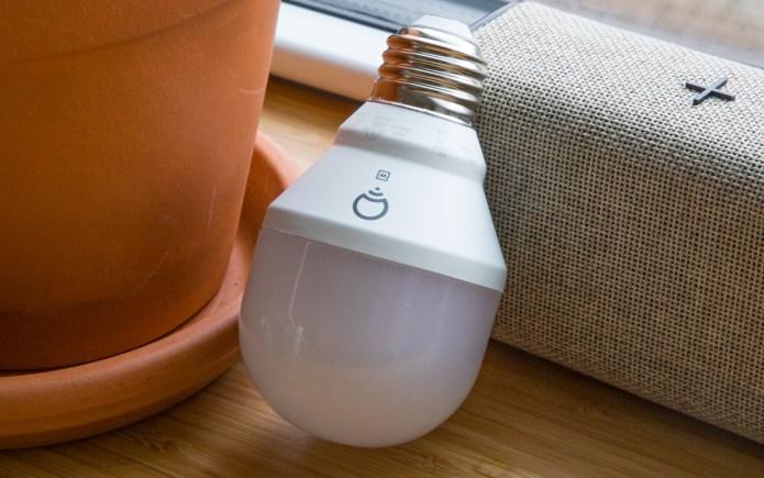 Best smart light bulbs: Lifx Mini