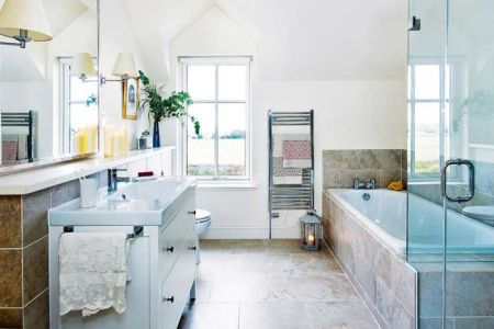 How to design a large bathroom   Real Homes TODO alt text