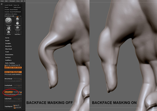 ad70e4e7e630388146ca95590d3b1ec1 10 things you probably didn't know you could do with ZBrush Random
