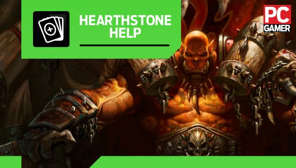 Hearthstone Help The 46 Best Cards Revealed PC Gamer