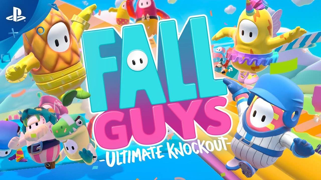 Fall Guys: Ultimate Knockout PS Plus