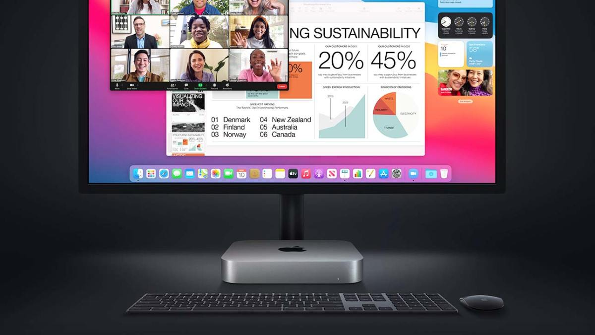 Apple Mac mini with M1 review: Shockingly good for the money