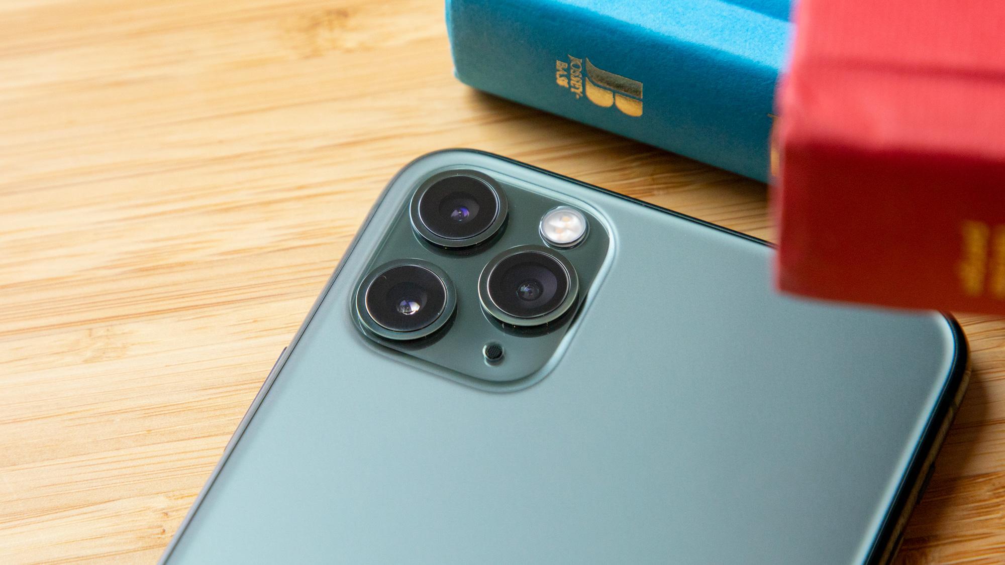 Iphone 11 Pro Max Review Techradar