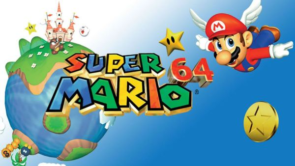 A sealed Super Mario 64 copy sells for record-breaking $1.5 million