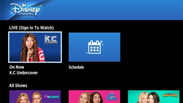 Best Roku channels: Disney Channel