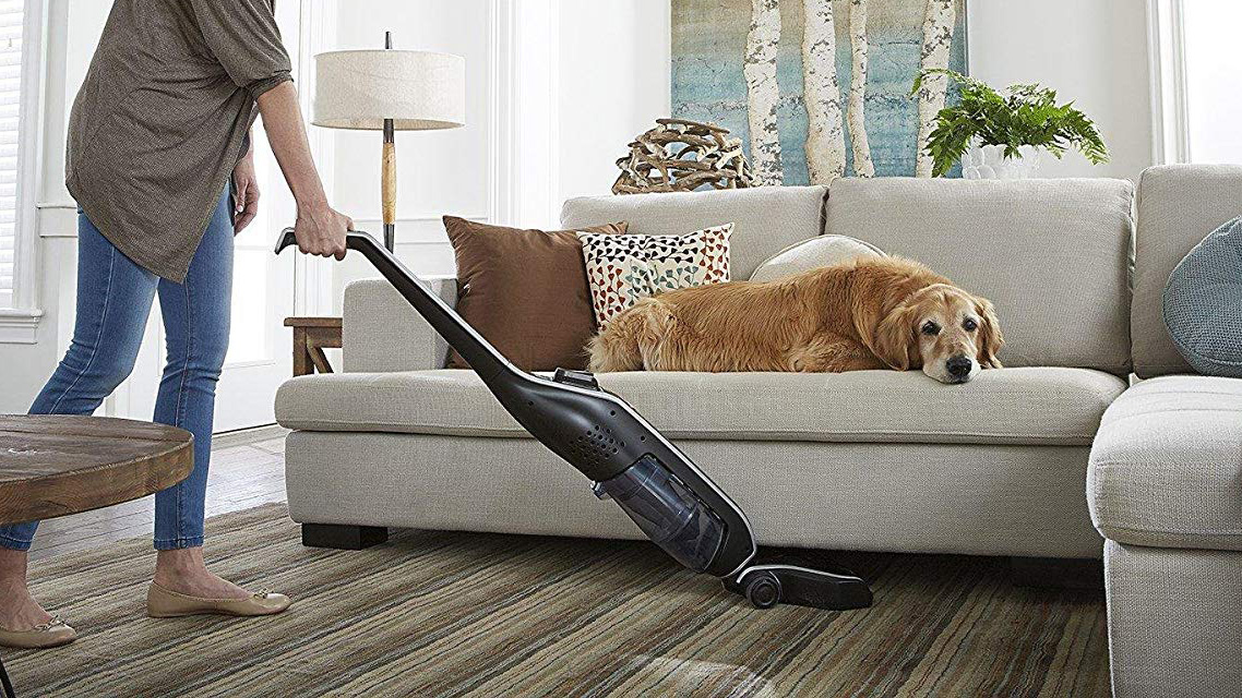 best vacuum cleaners: Hoover BH50020PC Linx Signature cordless stick