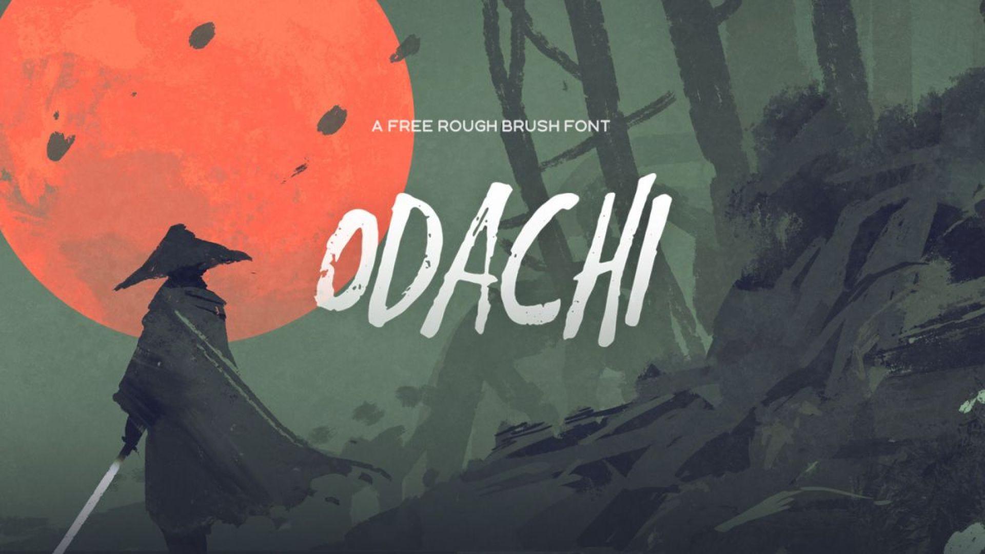 23 top free brush fonts