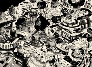 50 great examples of doodle art