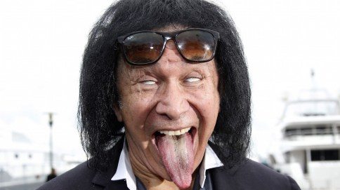 Gene Simmons and the Prince controversy | Louder
